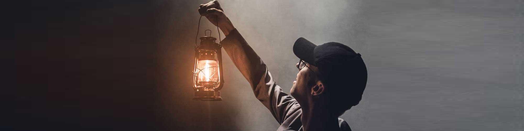 MAN-LIGHTING